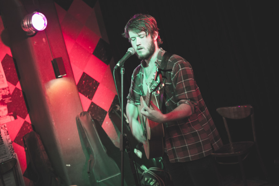 Open Mic Night @ The Cornish Arms